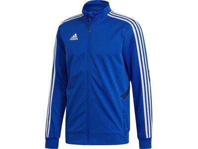 ADIDAS Herren Tiro 19 Trainingsjacke Blau