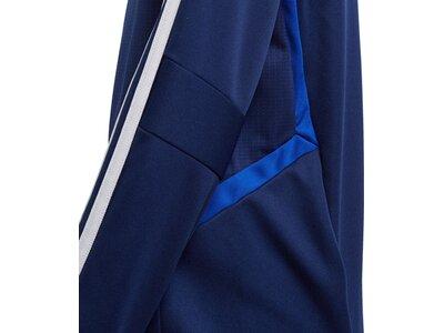 ADIDAS Kinder Tiro 19 Trainingsjacke Blau