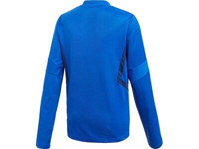 ADIDAS Kinder Sweatshirt TIRO19 TR TOPY Blau