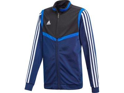 "ADIDAS Jungen Trainingsjacke ""Tiro 19"" Blau"