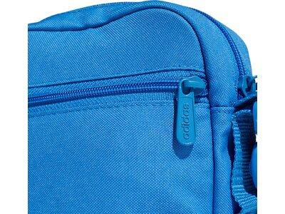 ADIDAS Linear Core Organizer Tasche Blau