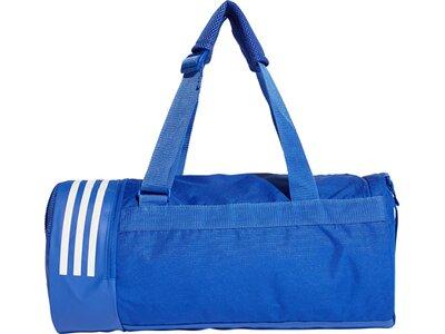 ADIDAS Convertible 3-Streifen Duffelbag S Blau