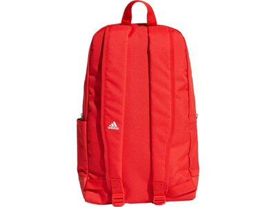 ADIDAS Classic 3-Streifen Rucksack Rot