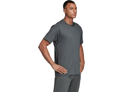 ADIDAS Herren T-Shirt Must Haves Plain Grau