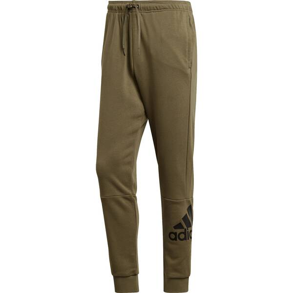 ADIDAS Herren Must Haves French Terry Badge of Sport Hose