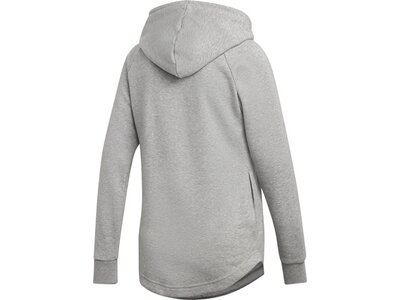ADIDAS Damen Must Haves Badge of Sport Hoodie Grau