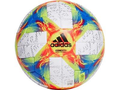 ADIDAS Ball CONEXT19 OMBWWC Grau
