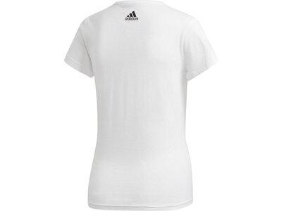ADIDAS Damen T-Shirt Sport ID Grau