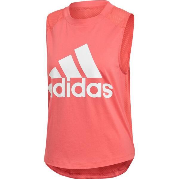 ADIDAS Damen Sport ID Mesh Tanktop