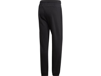 ADIDAS Herren Essentials Plain French Terry Hose Schwarz