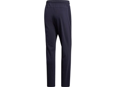 ADIDAS Herren Essentials Plain Tapered Hose Schwarz