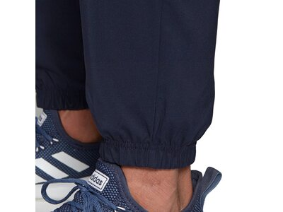 ADIDAS Herren Essentials Plain Tapered Stanford Hose Schwarz