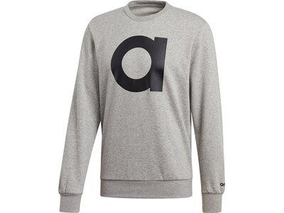 ADIDAS Herren Essentials Sweatshirt Grau