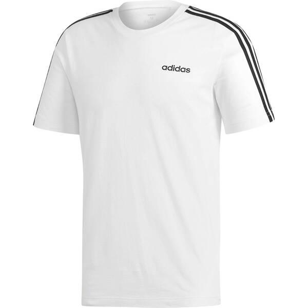 ADIDAS Herren Essentials 3-Streifen T-Shirt