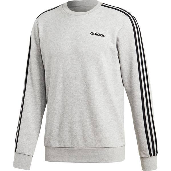 ADIDAS Herren Essentials 3-Streifen Sweatshirt