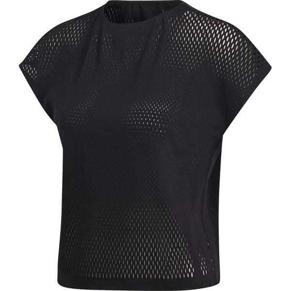 ADIDAS Damen Warp Knit T-Shirt