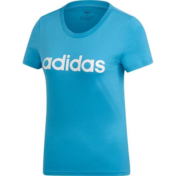 ADIDAS Damen Essentials Linear T-Shirt