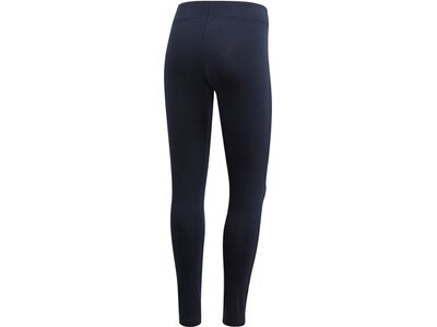 ADIDAS Damen Tight E LIN Schwarz