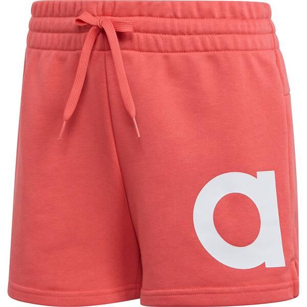 Hosen - ADIDAS Damen Essentials Shorts › Braun  - Onlineshop Intersport
