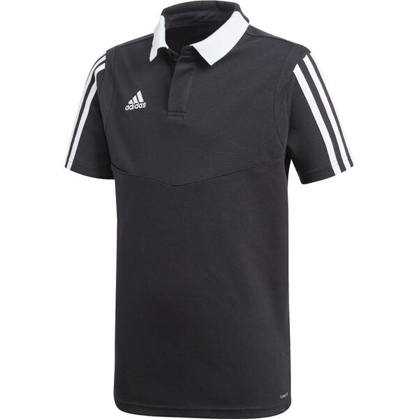 ADIDAS Kinder Tiro 19 Cotton Poloshirt