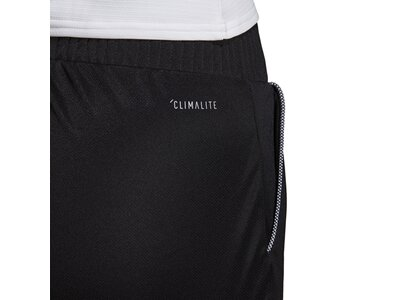 ADIDAS Damen Club High Rise Shorts Schwarz