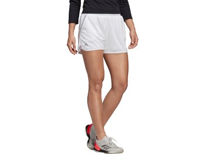 ADIDAS Damen Club High Rise Shorts Grau