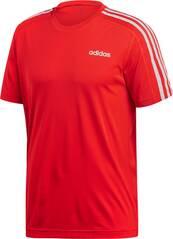ADIDAS Herren Design 2 Move 3-Streifen T-Shirt