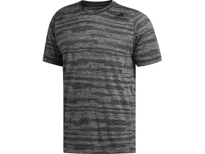 ADIDAS Herren T-Shirt FreeLift Engineered Heather Grau