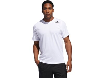 ADIDAS Running - Textil - T-Shirts Freelift Sport Prime T-Shirt Training Weiß