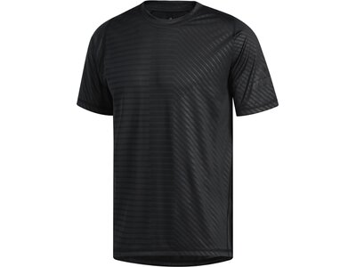 adidas Herren Freelift Tee Climalite Sport T-Shirt Schwarz