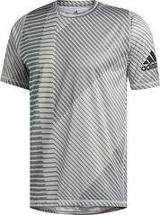 ADIDAS Herren FreeLift Sport Heather Strong Graphic T-Shirt