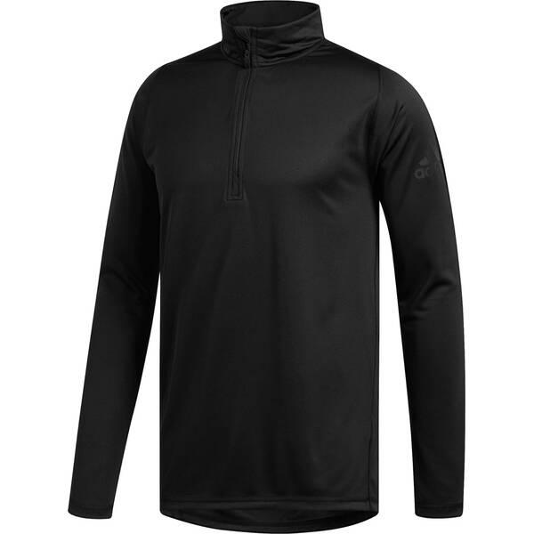 ADIDAS Herren Shirt FL_SPR X ZIP 14