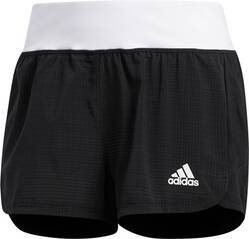 ADIDAS Damen Two-in-One Mesh Shorts