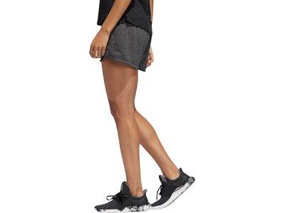 ADIDAS Damen Soft Touch Shorts Grau