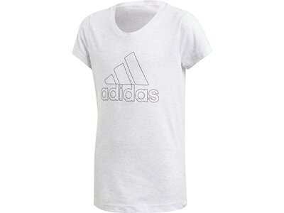 ADIDAS Kinder T-Shirt ID Winner Weiß