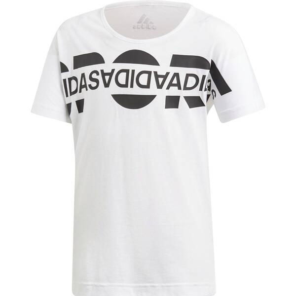 ADIDAS Damen T-Shirt Boxy Graphic