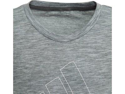 ADIDAS Kinder ID Winner T-Shirt Grau