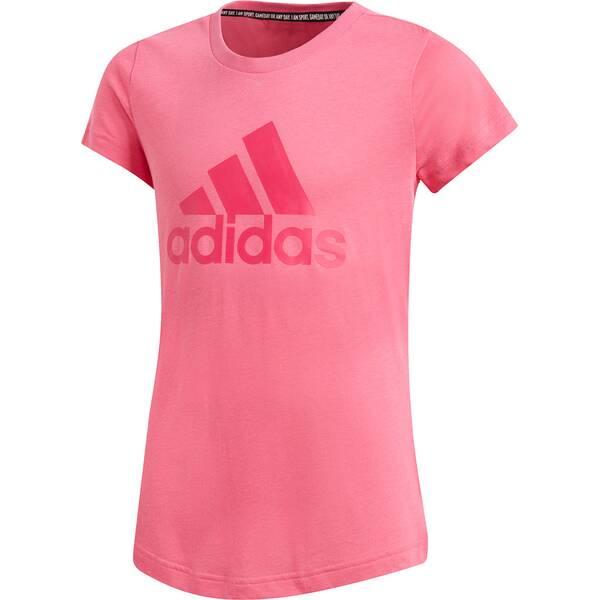 ADIDAS Damen T-Shirt Must Haves Badge of Sport