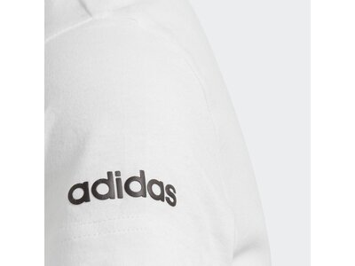 ADIDAS Kinder T-Shirt Essentials Weiß