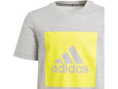 ADIDAS Kinder T-Shirt Must Haves Grau