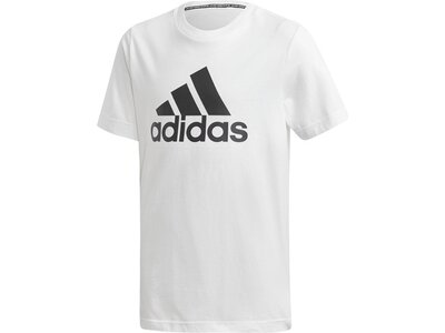adidas Jungen Must Haves Badge of Sport T-Shirt Grau