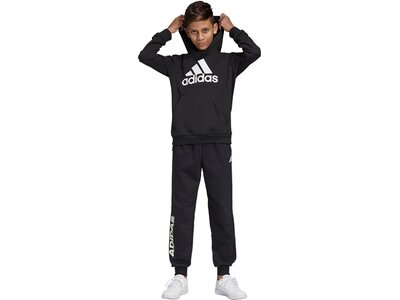 ADIDAS Kinder Must Haves Badge of Sport Hoodie Schwarz