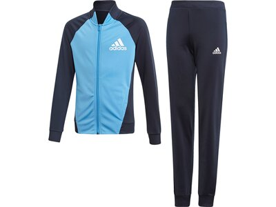 ADIDAS Kinder Trainingsanzug Blau