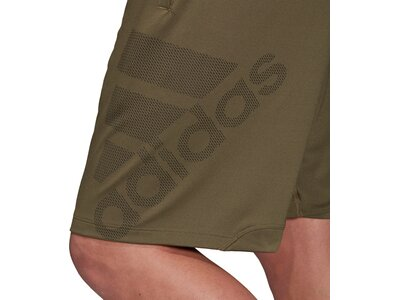 ADIDAS Herren Shorts 4K_SPR GF BOS Braun