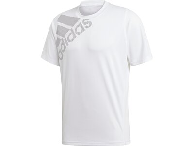 ADIDAS Lifestyle - Textilien - T-Shirts Freelift BoS Graphic T-Shirt Grau