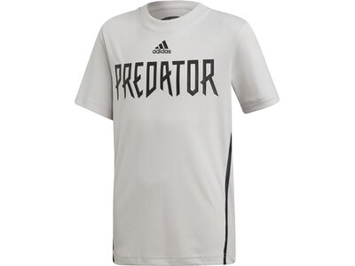 ADIDAS Kinder Trikot Predator Silber