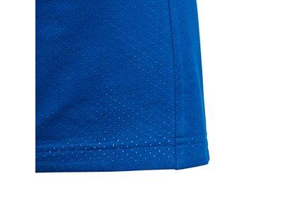 ADIDAS Kinder Athletics Sport ID Shorts Blau