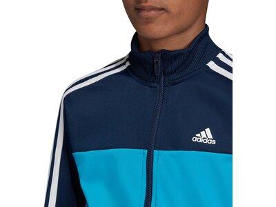 ADIDAS Kinder Tiberio Trainingsanzug Blau