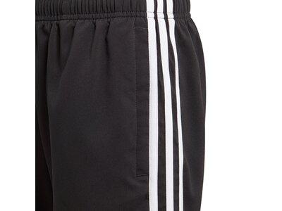 ADIDAS Kinder Essentials 3-Streifen Woven Shorts Schwarz