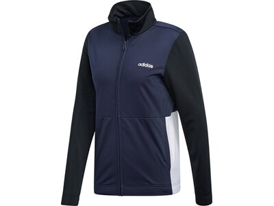 ADIDAS Damen Plain Tricot Trainingsanzug Grau
